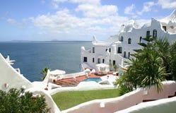 O recurso de Casapueblo - Uruguai Foto de Stock Royalty Free