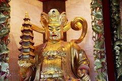 O rei do oeste e um quem vê tudo em quatro reis celestiais são Imagem de Stock Royalty Free