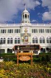 O rei Prajadhipok Museum é um museu em Pom Prap Sattru Phai District, Banguecoque, Tailândia, fotografia de stock
