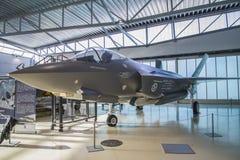 Relâmpago II de Lockheed Martin f-35a imagens de stock