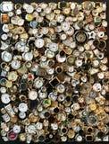 O relógio disca a coleção Fotos de Stock
