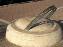 O reloj de sol 2003 de Yehuda Neve Savyon Imagen de archivo