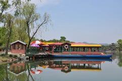 O resort de montanha do verão em Chengde Imagens de Stock Royalty Free