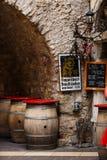 O restaurante velho da cerveja Imagens de Stock Royalty Free
