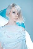 O retrato com veste-se Imagens de Stock Royalty Free