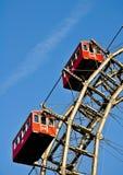 O riesenrad na roda de ferris Viena-gigante Imagem de Stock Royalty Free