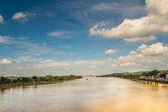 O rio Fotos de Stock Royalty Free