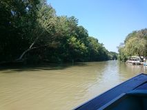 O rio búlgaro Amazonka Foto de Stock