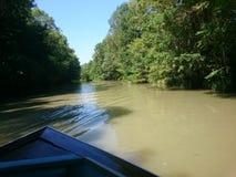 O rio búlgaro Amazonka Foto de Stock Royalty Free