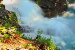 O rio da montanha Imagem de Stock Royalty Free