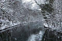 O rio de Isar Fotos de Stock Royalty Free