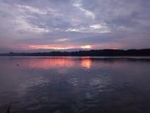 O rio de Mahanonda foto de stock royalty free