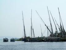O rio de Nile Fotografia de Stock Royalty Free