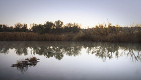 O rio de Vaal Imagens de Stock Royalty Free