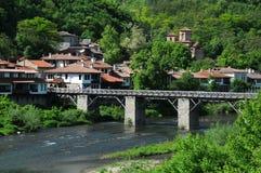 O rio de Yantra no distrito de Asenov Imagens de Stock