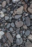 O rio do Alasca balan?a a textura fotografia de stock