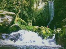 O rio encantado Fotos de Stock