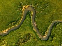 O rio grande seu nome é ¡ do consotà foto de stock royalty free