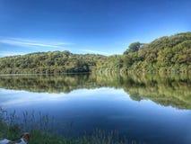 O Rio Missouri Imagem de Stock