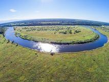 O rio Mologa Imagens de Stock Royalty Free