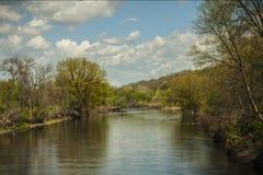 O rio pequeno 2 de Turquia Imagem de Stock