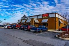 O Roadhouse de Logan foto de stock royalty free