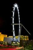 O rolo alto Ferris Wheel em Las Vegas Imagens de Stock Royalty Free