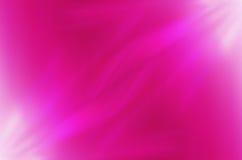 O rosa abstrato curva o fundo Imagens de Stock