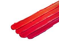 O rosa vermelho compõe o fundo isolado branco da textura do borrão imagem de stock royalty free