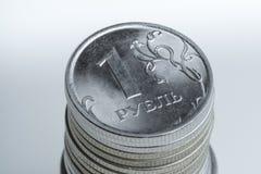 O rublo Imagem de Stock Royalty Free