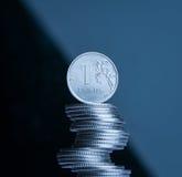 O rublo Foto de Stock