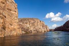 O São Francisco River, Brasil Imagem de Stock Royalty Free