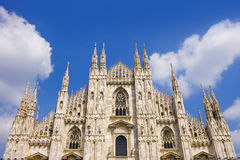 O símbolo de Milão Foto de Stock Royalty Free
