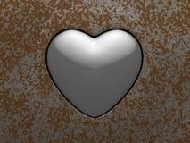 O símbolo do amor Ilustração Stock