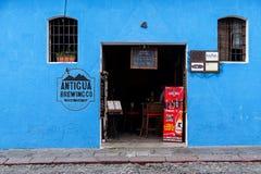 O ` s de Antígua possui muito o Microbrewery Foto de Stock Royalty Free