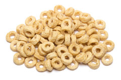 O`s type Cereal Royalty Free Stock Image