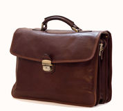 O saco marrom Foto de Stock Royalty Free