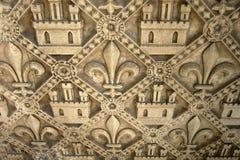 O Sainte-Chapelle - relevo Imagem de Stock Royalty Free