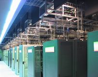 O salão da operação Fotos de Stock