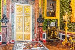 O salão de beleza da abundância é Versalhes Imagens de Stock