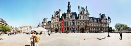 O salão de cidade de Paris Fotografia de Stock Royalty Free