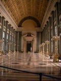 O salão sob uma abóbada Imagens de Stock Royalty Free