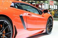 36.o salón del automóvil internacional 2015 de Bangkok Imágenes de archivo libres de regalías