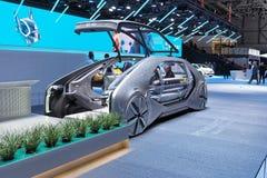88.o salón del automóvil internacional 2018 de Ginebra - Renault EZ-va concepto Foto de archivo