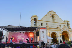 O San Gabriel Chinese New Year Event Imagens de Stock
