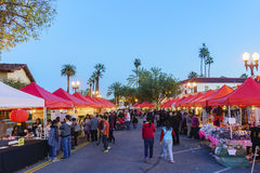 O San Gabriel Chinese New Year Event Imagens de Stock Royalty Free