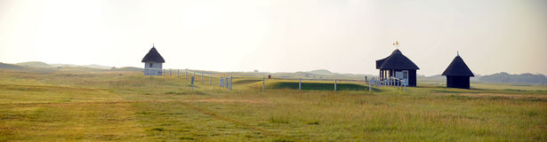 O sanduíche real do campo de golfe do St Georges abre 2011 Fotografia de Stock Royalty Free
