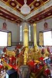 O santuário da coluna da cidade de Banguecoque foto de stock