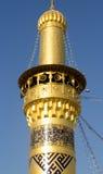 O santuário da imã Abbas foto de stock royalty free