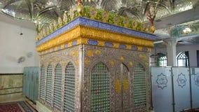 O santuário de Khwaja Abasalt fotografia de stock